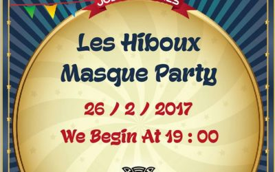 Masque Party … 25/2/2017